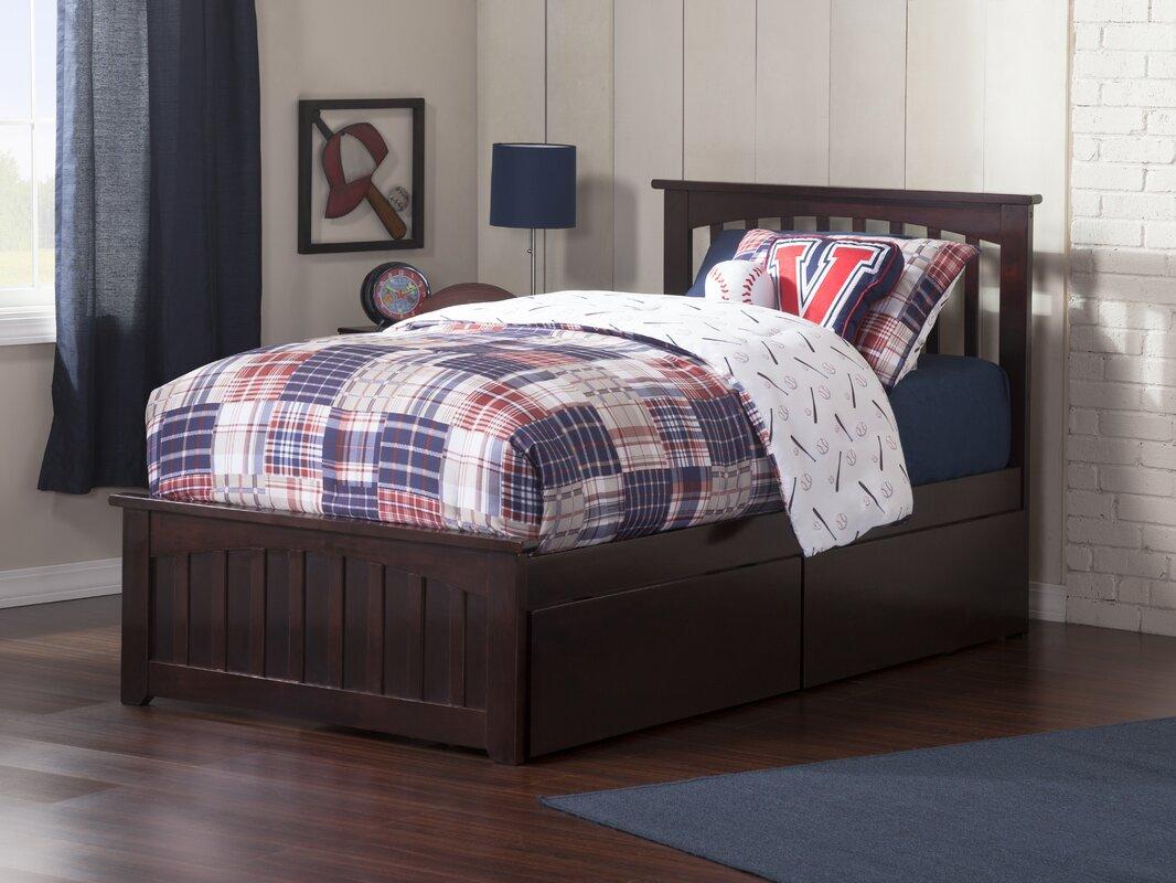 Rhonda Platform Bed