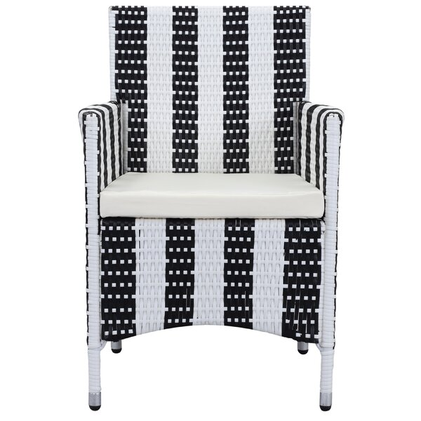 Varlano Chair with Cushion by Breakwater Bay Breakwater Bay