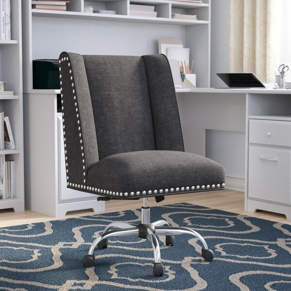Jaylene Mid-Back Office Chair by Andover Mills