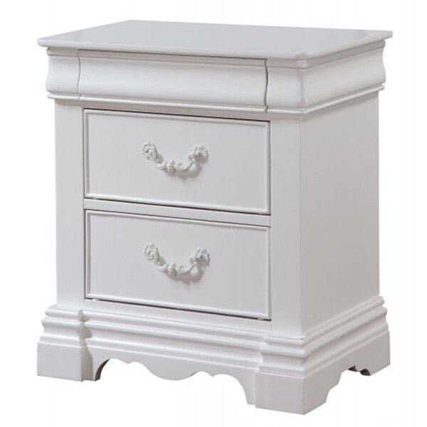 Mcphee 3 Drawer Nightstand by Darby Home Co