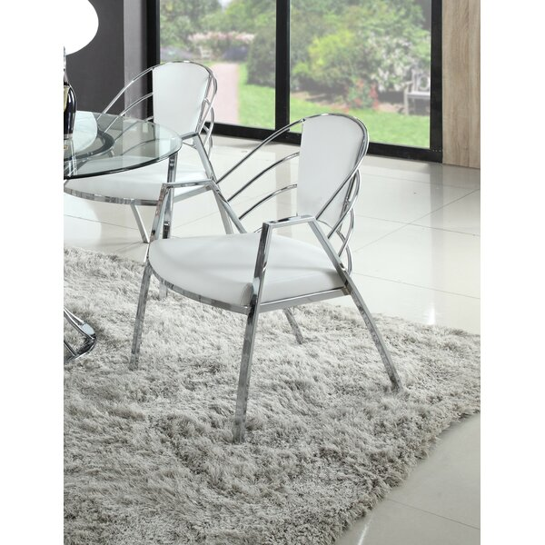 Michela Arm Chair (Set of 2) by Orren Ellis