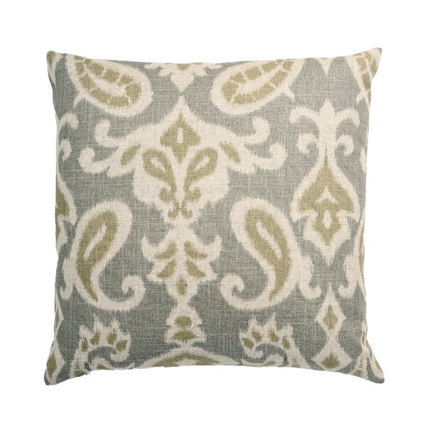 Haymeadow Cottage Square Throw Pillow by Red Barrel Studio