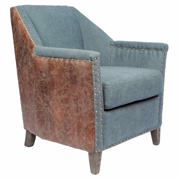 Rustic Armchair by Joseph Allen