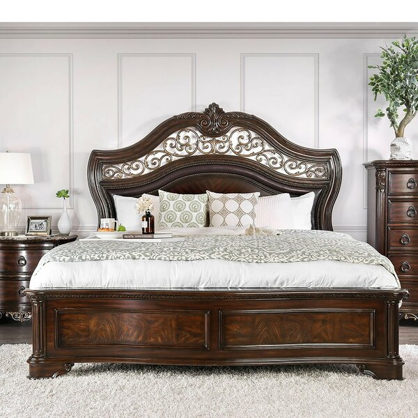 Lois Standard Bed by Astoria Grand