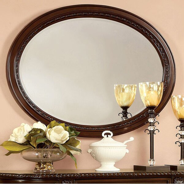 Barwood Traditional Accent Mirror by Astoria Grand