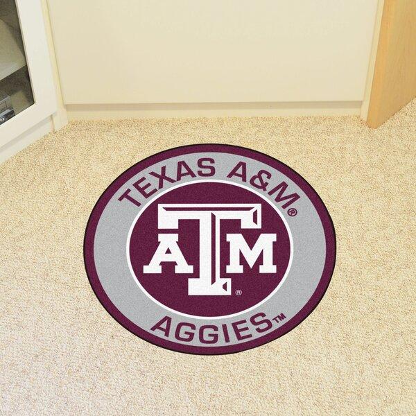 NCAA Texas A&M University Roundel Mat by FANMATS