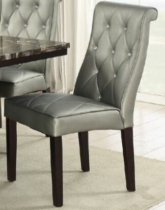 Montanez Upholstered Dining Chair (Set of 2) by Darby Home Co