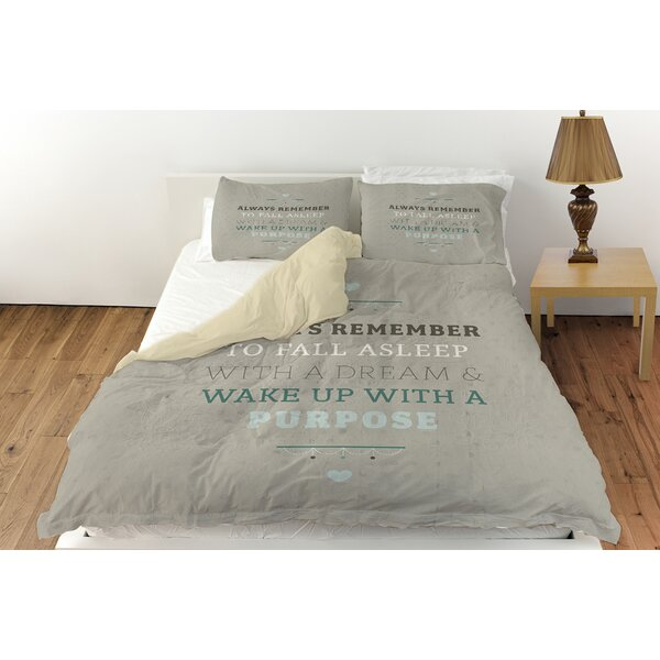 Purposeful Dream Duvet Cover Collection
