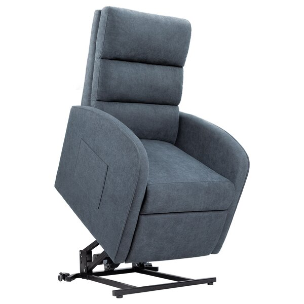 Power Reclining Massage Chair By Latitude Run
