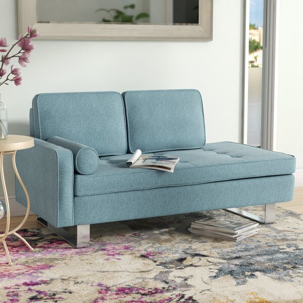 Modern Loveseat by Wrought Studio by Wrought Studio