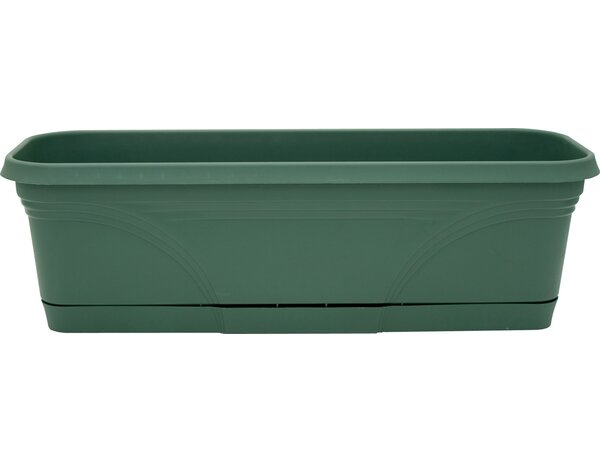 Plastic Window Box Planter (Set of 12) by Ames