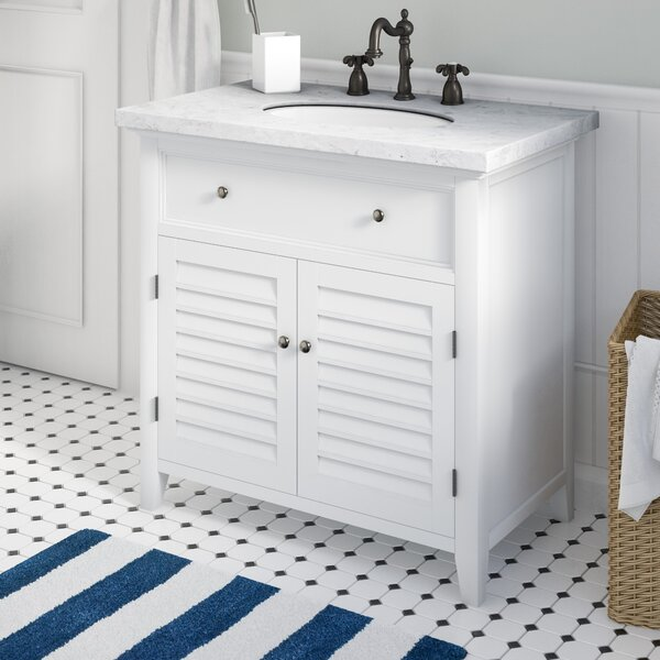 Rome 35 Single Bathroom Vanity Set by Laurel Found