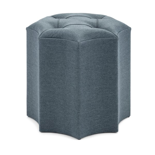 Delrico Ottoman by House of Hampton