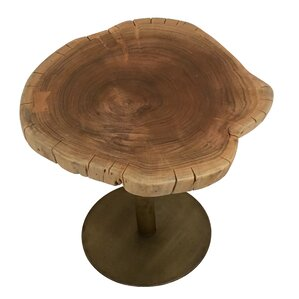 Talara Wood End Table by L..
