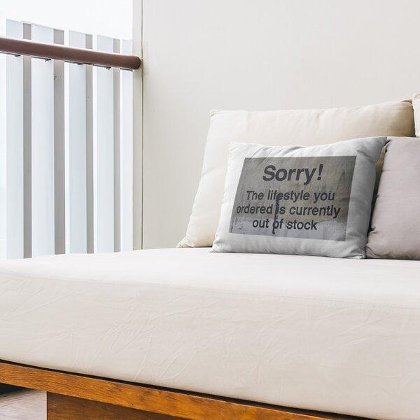 Lifestyle Ordered Indoor / Outdoor 14 Lumbar Pillow