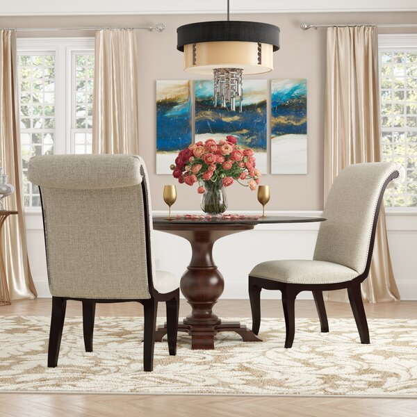 Choncey Side Dining Chair (Set of 2) by Willa Arlo Interiors