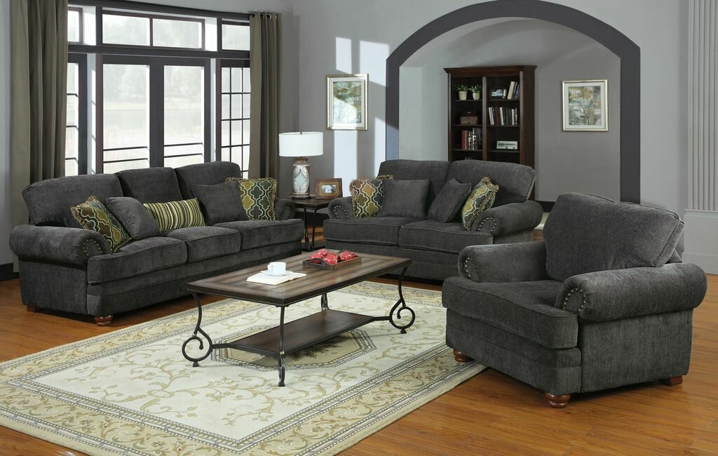 Wildon Home Crawford Configurable Living Room Set Reviews Wayfair