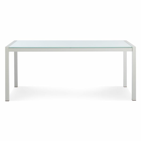 Skiff Rectangle Outdoor DiningTable by Blu Dot