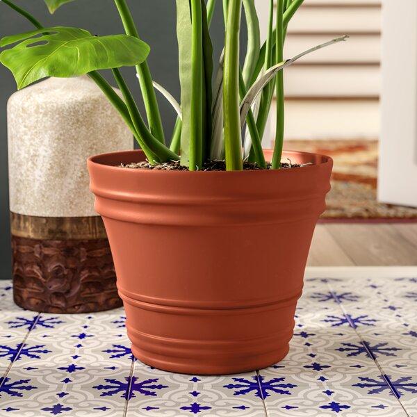 Feller Plastic Pot Planter by Charlton Home