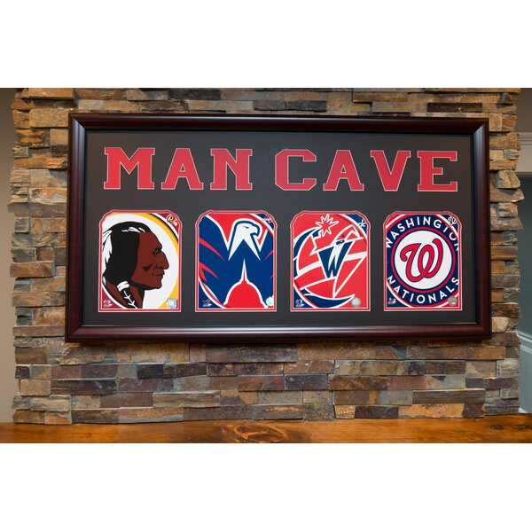 Mancave Wall Decor by Mancave Connection