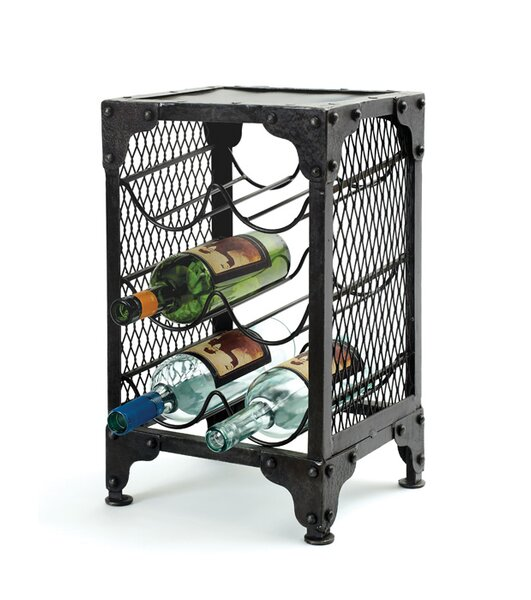 Wade 6 Bottle Tabletop Wine Rack by Trent Austin Design