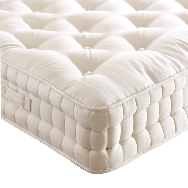 Shbe Pocket Sprung 3000 Mattress Amp Reviews Wayfair Co Uk