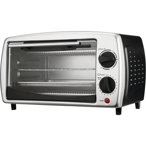 4 Cu. Ft. Toaster Oven Broiler by Brentwood Appliances