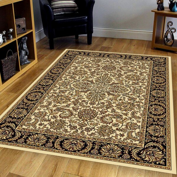Idanha Ivory Area Rug by The Conestoga Trading Co.