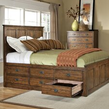 Oakhurst Platform Bed by Imagio Home by Intercon
