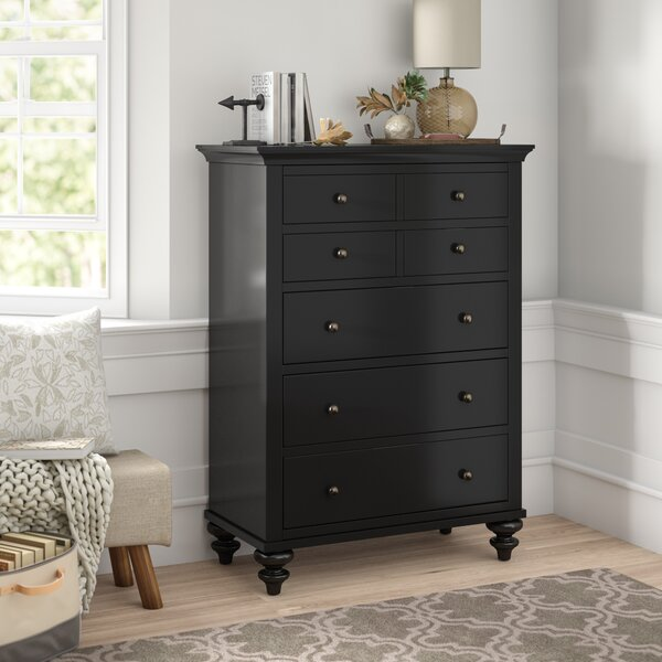 Garrick 5 Drawer Chest by Birch Lane™ Heritage