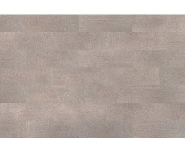 Cork Essence 11-7/11 Cork Flooring in Fashionable Cement by Wicanders