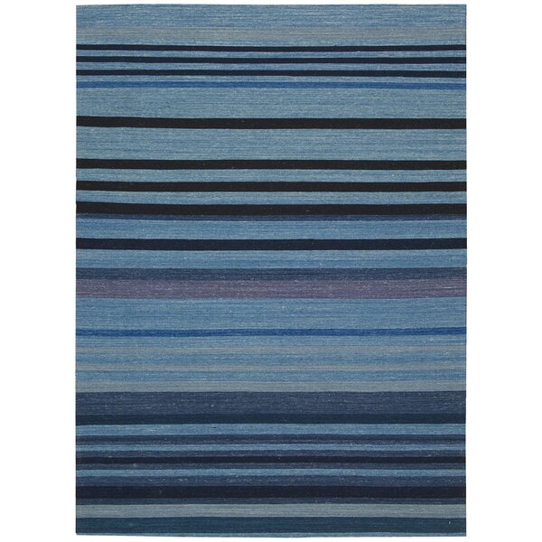 Kathy Ireland Griot Ngoma Indigo Area Rug by Kathy Ireland Home