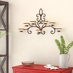 Wrought Iron Wall Candle Holders Wayfair