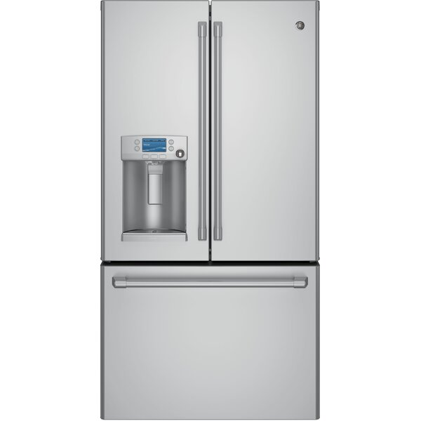 22.2 cu. ft. Energy Star® Counter-Depth French Door Refrigerator by Café™