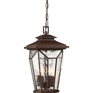 Budget Auberkonos 4-Light Outdoor Hanging Lantern By Darby Home Co