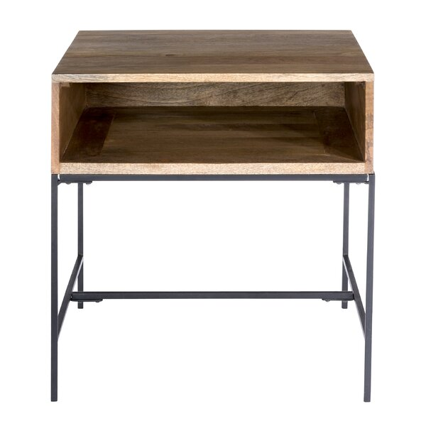 Amy End Table by Modern Rustic Interiors