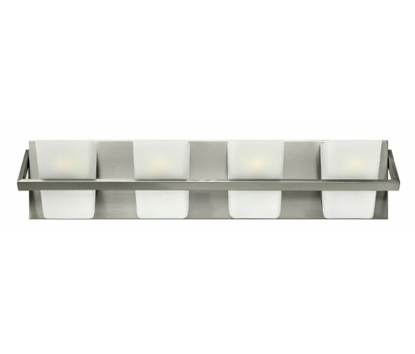 Blaire 4-Light Bath Bar by Hinkley Lighting