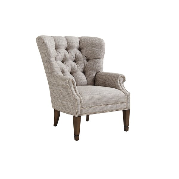 Ariana Wingback Chair by Lexington