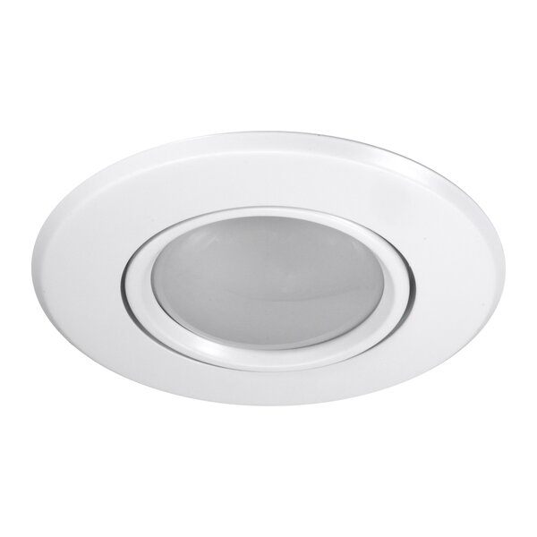 Gimbal Ring 5 Recessed Trim by NICOR Lighting