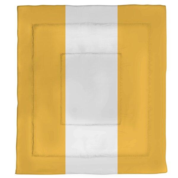 Boston Hockey Single Reversible Comforter