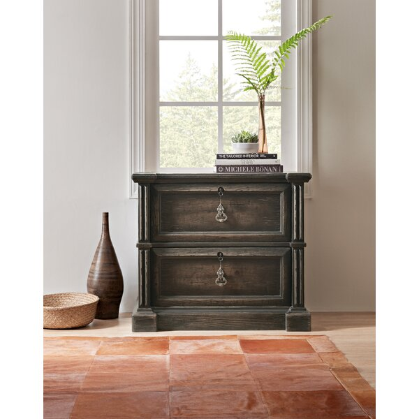 La Grange Warrenton 2-Drawer Lateral Filing Cabinet