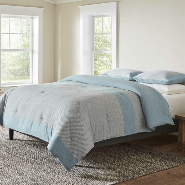 Riverside Reversible Comforter Set