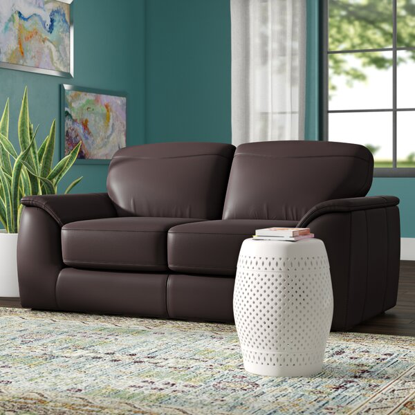 Online Reviews Voyles 68 inches Pillow Top Arms Loveseat by Brayden Studio