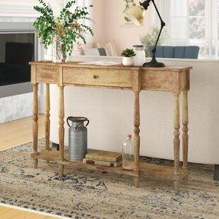 Comparison Lisette Console Table ByLark Manor