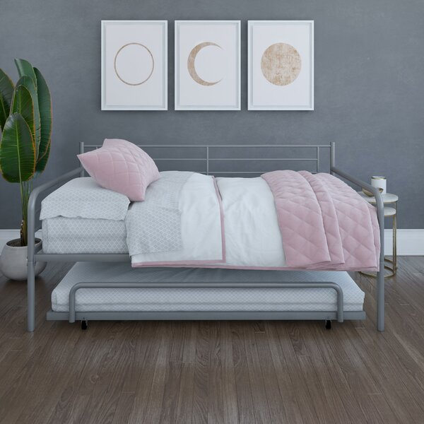 Rone Twin Daybed With Trundle By Zoomie Kids