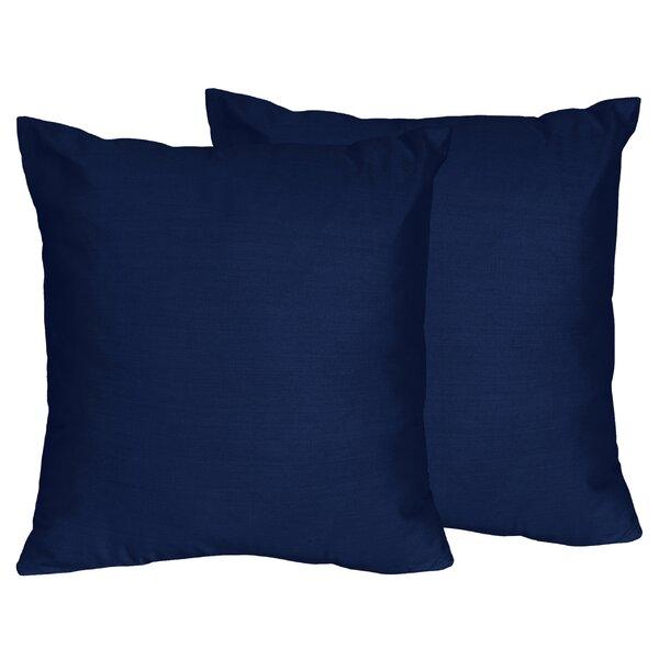 Stripe Throw Pillow (Set of 2) by Sweet Jojo Designs