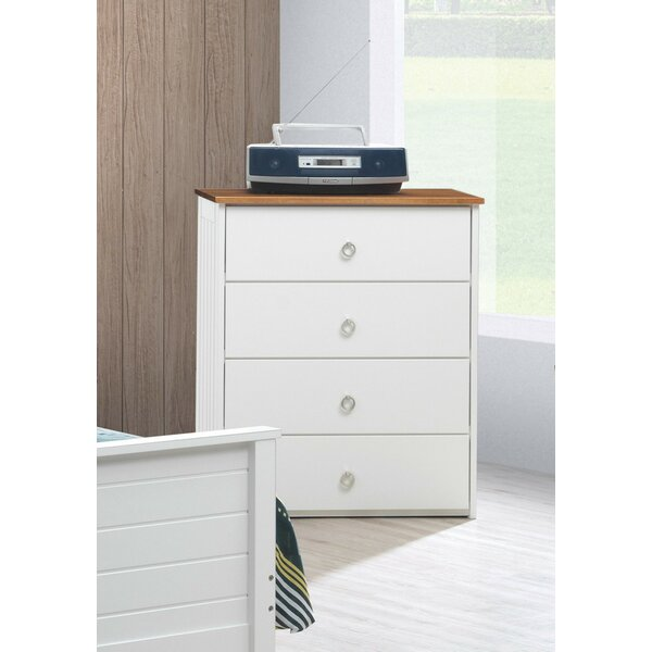 Lasater 4 Drawer Chest by Isabelle & Max