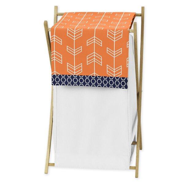 Arrow Laundry Hamper by Sweet Jojo Designs
