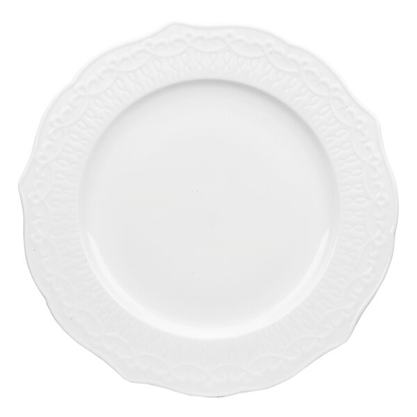 Woodstock 10.5 Dinner Plate (Set of 6) by Ophelia & Co.