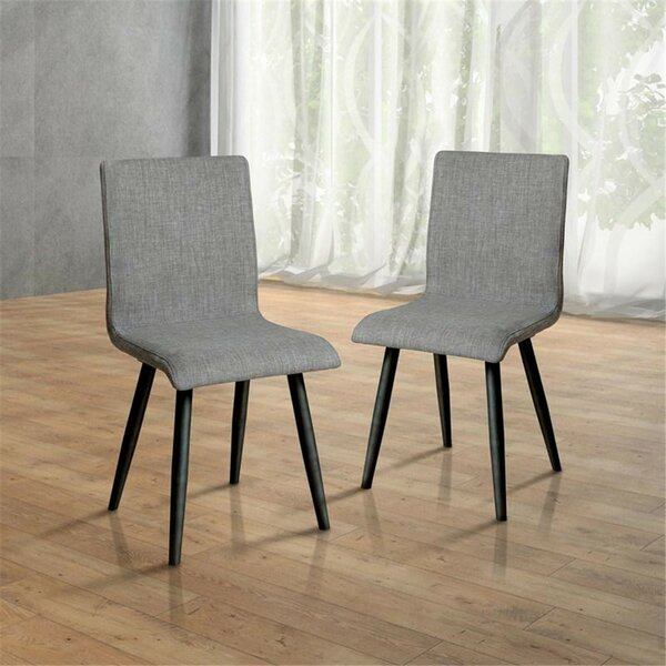 Bryce Upholstered Dining Chair (Set Of 2) By Brayden Studio